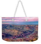 Desert View Sunset Weekender Tote Bag