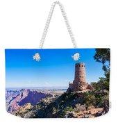 Desert View Watchtower Overlook Weekender Tote Bag