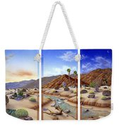 Desert Vista Large Weekender Tote Bag