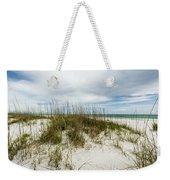 Deserted Beach Weekender Tote Bag