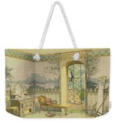 Design For A Bathroom, From Interieurs Weekender Tote Bag