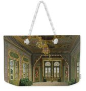 Design For A Reception Room Weekender Tote Bag