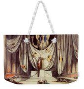Design For Aeschylus The Eumenides Weekender Tote Bag