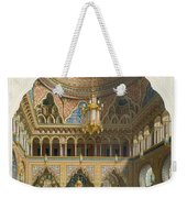 Design For The Entrance Hall Weekender Tote Bag