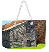 Designer Barn 2 Weekender Tote Bag
