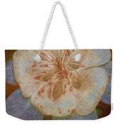 Designer Floral Weekender Tote Bag