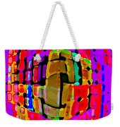 Designer Phone Case Art Colorful Rich Bold Abstracts Cell Phone Covers Carole Spandau Cbs Art 138 Weekender Tote Bag