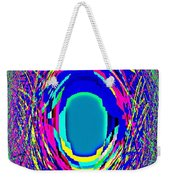 Designer Phone Case Art Colorful Rich Bold Abstracts Cell Phone Covers Carole Spandau Cbs Art 140  Weekender Tote Bag