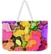 Designer Phone Case Art Colorful Rich Bold Abstracts Cell Phone Covers Carole Spandau Cbs Art 141 Weekender Tote Bag