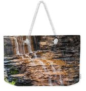 Desoto Falls Weekender Tote Bag