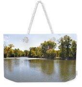 Desplaines River Weekender Tote Bag