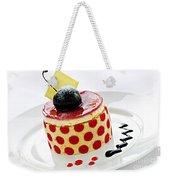 Dessert Weekender Tote Bag