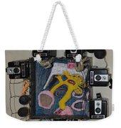 Dessert Shoes - Framed Weekender Tote Bag