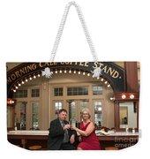 Destination Wedding-m And D-4 Weekender Tote Bag