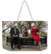 Destination Wedding-m And D Weekender Tote Bag