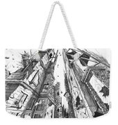 Destruction Weekender Tote Bag