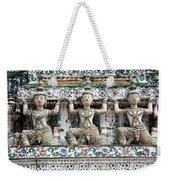 Detail Of Temple, Thailand Weekender Tote Bag