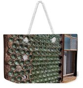 Detailed View Of Bottle House At Calico California Weekender Tote Bag