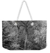Determination 2 Monochrome Weekender Tote Bag