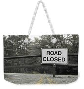 Detour Weekender Tote Bag