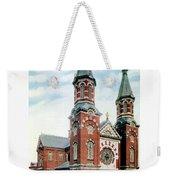 Detroit - St Mary Catholic Church - Monroe Avenue - 1910 Weekender Tote Bag