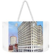 Detroit - The Lafayette Building - Michigan Avenue Lafayette And Shelby Streets - 1924 Weekender Tote Bag