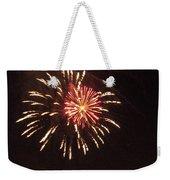 Detroit Area Fireworks -1 Weekender Tote Bag