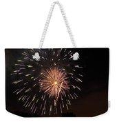 Detroit Area Fireworks -10 Weekender Tote Bag