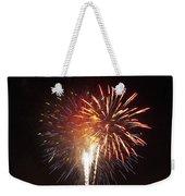 Detroit Area Fireworks -2 Weekender Tote Bag