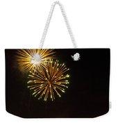 Detroit Area Fireworks -3 Weekender Tote Bag