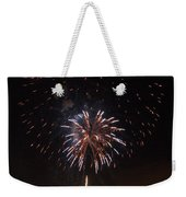 Detroit Area Fireworks -5 Weekender Tote Bag