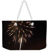 Detroit Area Fireworks -6 Weekender Tote Bag