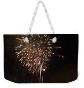 Detroit Area Fireworks -7 Weekender Tote Bag