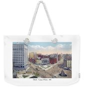 Detroit - Campus Martius - Soldiers And Sailors Monument - 1914 Weekender Tote Bag