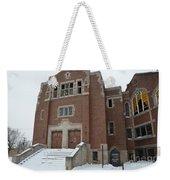 Detroit Child Care Weekender Tote Bag