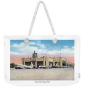Detroit - City Airport - 1944 Weekender Tote Bag