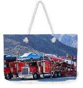 Iron Road Palm Springs Weekender Tote Bag