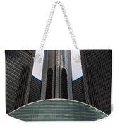 Detroit Renaissance Weekender Tote Bag