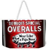 Detroit Special Weekender Tote Bag