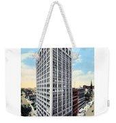 Detroit - The Kresge Building - West Adams Street - 1918 Weekender Tote Bag