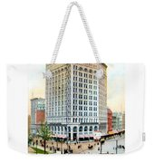 Detroit - The Majestic Building - Woodward Avenue - 1900 Weekender Tote Bag