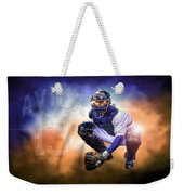 Detroit Tiger Alex Avila Weekender Tote Bag