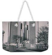 Detroit2 Weekender Tote Bag