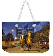Detroit's Finest Detroit Mi Weekender Tote Bag