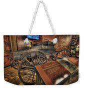 Detroits First Car Weekender Tote Bag