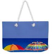 Deuce Umbrellas Weekender Tote Bag