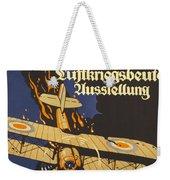 Deutsche Luftkriegsbeute Ausstellung Weekender Tote Bag