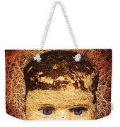 Devil Child Weekender Tote Bag by Edward Fielding
