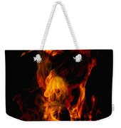 Devil Within Weekender Tote Bag