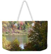 Devils Bathtub Weekender Tote Bag